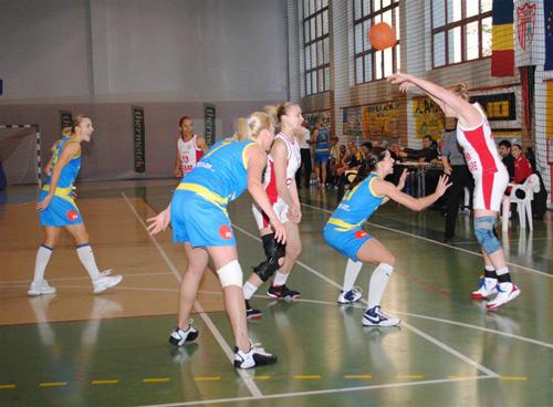 Finala Campionatului Naţional – baschet fete, la Satu Mare