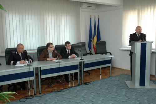 Comisarul Parasca numit adjunct al Poliţiei Satu Mare