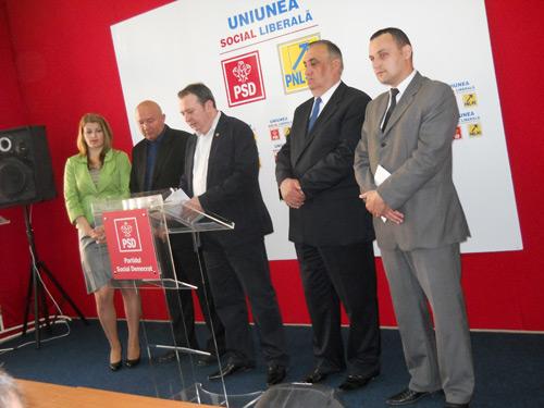 PSD face curăţenie: în partid, în politică şi-n judeţ