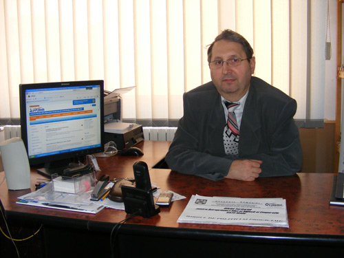 Cristian Raţiu – un chimist îndrăgostit de lumea afacerilor