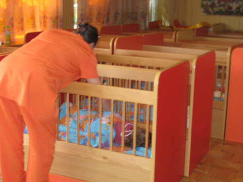 120 de locuri libere în creşele din Sătmar