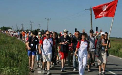 """Maratonul """"Caritas"""", în 21 mai"""