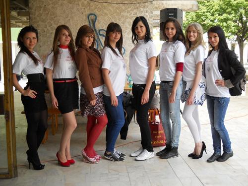 Miss Satu Mare 2011