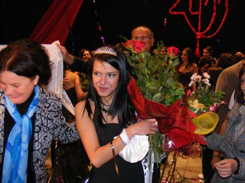 Maria Pop – Miss Satu Mare 2011