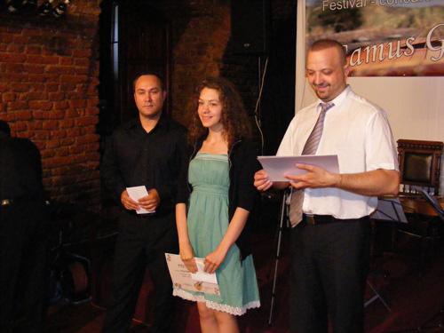 """Gala laureaţilor la """"Samus GuitArt"""""""