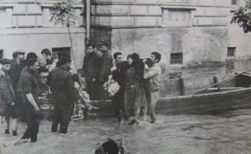 14 mai 1970 – când Someşul a înecat Sătmarul