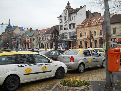 86 de taximetriști au rămas fără autorizație