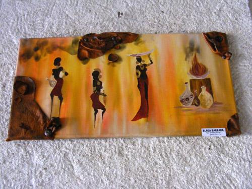 Expoziţie de pictură la Consiliul Judeţean