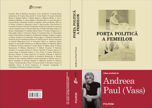 Andreea Paul (Vass) vine sâmbătă la Satu Mare