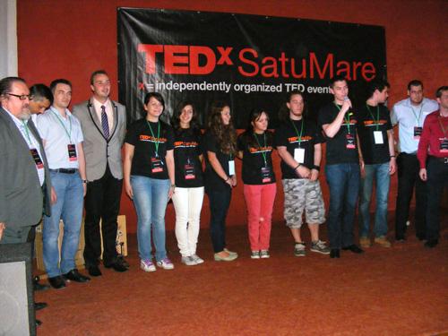 Şase personalităţi marcante au vorbit despre reuşita în viaţă la conferinţa TEDx Satu Mare