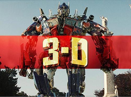 De vineri, Transformers 3 la Cinema Grand Mall Satu Mare