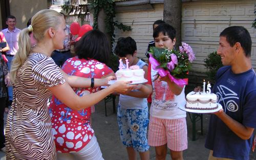 O acţiune de nota 10 a tinerilor social-democraţi sătmăreni
