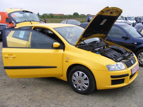 Preţuri la piaţa de maşini