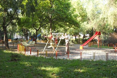 Noi locuri de joacă în Sătmar