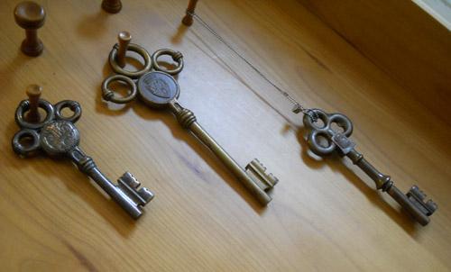Cheia Sătmarului, a revenit acasă de la Reșița