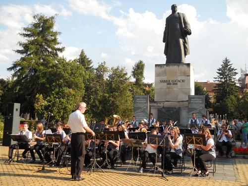 Festivalul Fanfarelor începe sâmbătă, 9 iulie
