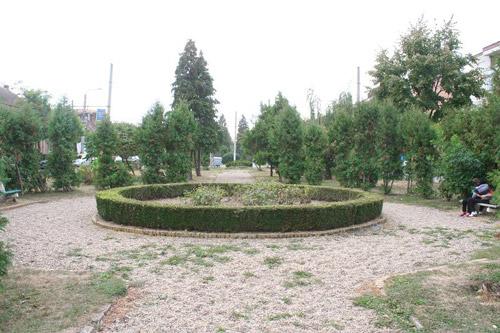 Parcul de pe bulevardul Cloșca, reabilitat cu bani de la Fondul de Mediu