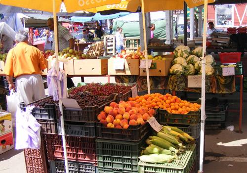 Preţurile în piaţa de alimente