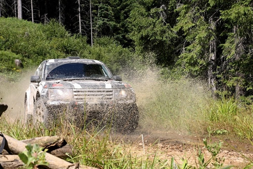 Două echipaje italiene au abandonat Transcarpatic Rally-Raid