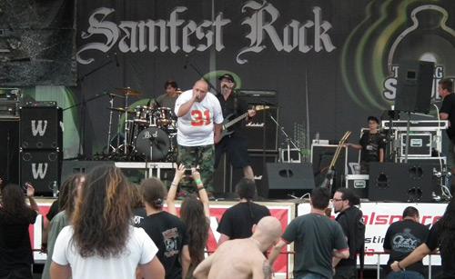Festivalurile Samfest Jazz şi Samfest Rock au fost anulate