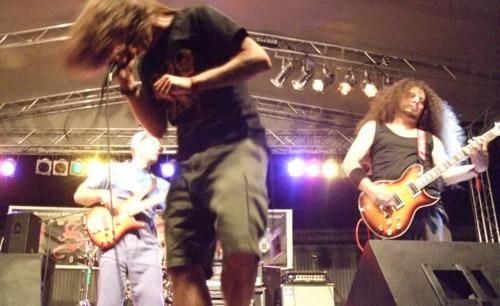 Joi, 7 iulie, ziua 0 a festivalului Samfest Rock