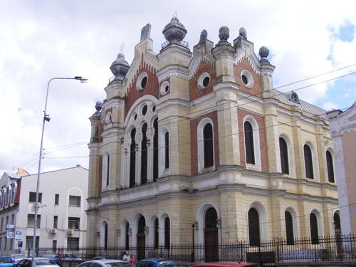Expoziţie de arhitectură la Sinagoga Satu Mare