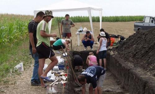 Aşezare din epoca fierului, descoperită de arheologi la Căuaş