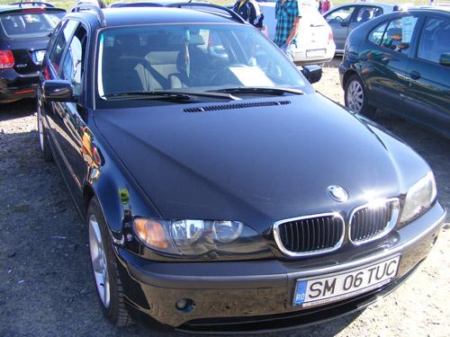Piaţa de maşini Satu Mare 21.08.2011