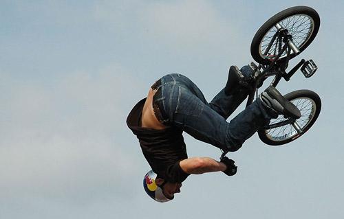 Sport extrem la Satu Mare