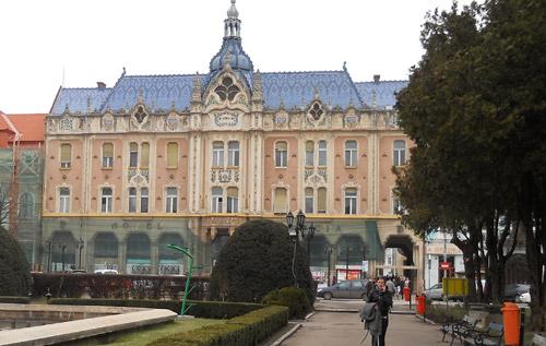 """Hotelul """"Dacia"""" – scos la vânzare!"""
