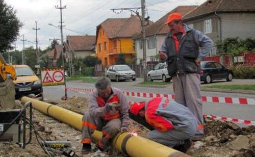 Peste 7,5 km de rețele de gaz înlocuite în Satu Mare