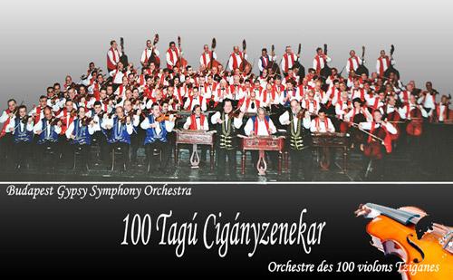 Budapest Gypsy Symphony Orchestra în concert la Satu Mare