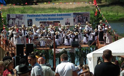 Festivalul de la Oțeloaia(fotoreportaj)