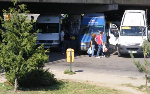 Probleme cu duiumul la firmele de transport persoane