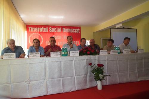 Seminar de comunicare politică organizat de TSD Satu Mare