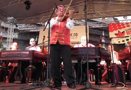 Scrisoare de mulţumire către sătmăreni de la violonistul Horvát Jenő