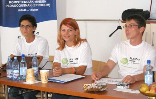 Plantăm fapte bune în România!