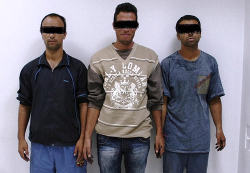 Trei algerieni au vrut să iasă ilegal din România