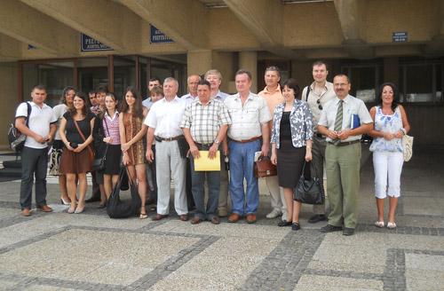 Moldovenii de peste Prut vor apă ca la Satu Mare