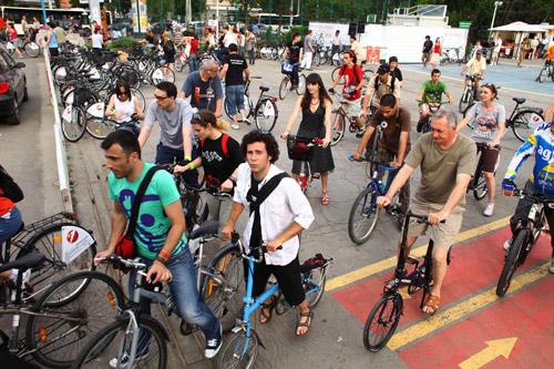 Start la Săptămâna Mobilității Europene