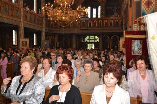Biserici pline în Satu Mare, de Sfânta Marie Mică