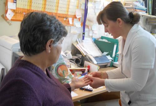 """Măsurarea gratuită a glicemiei de """"Ziua Mondială a Diabetului"""""""