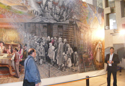 O istorie vizuală a poporului evreu