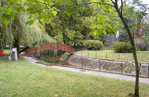 Grădina Romei – de la Casa de Tir la oaza de linişte de astăzi