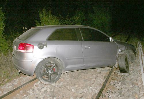 Doi arestaţi şi două maşini confiscate de către poliţia de frontieră