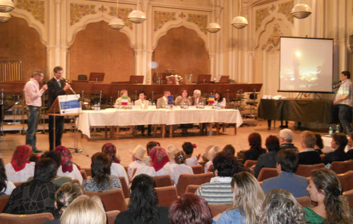 Cooperare transfrontalieră în asistenţa maternală