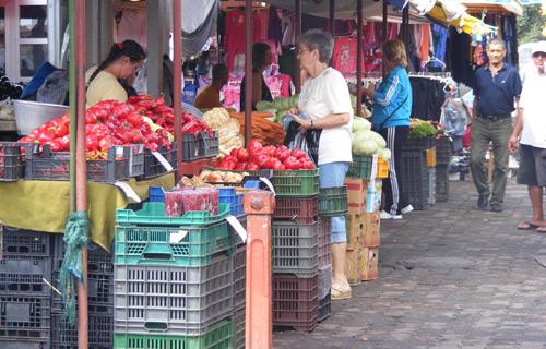 Preţurile la piaţă Sâmbătă de dimineaţă