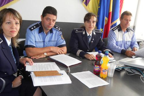 26-30 septembrie – Săptămâna prevenirii criminalității