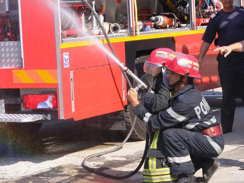 13 septembrie – Ziua Pompierilor din Romania