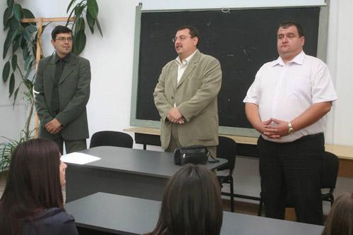 Început de an la Universitatea Babeș-Bolyai Satu Mare